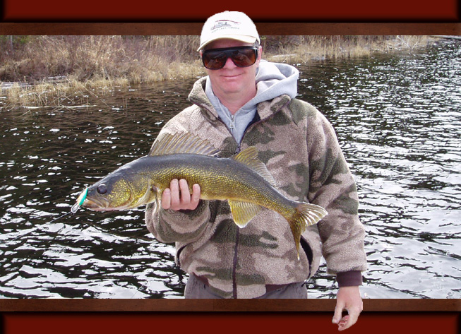 Best walleye lures for Best fishing line for walleye