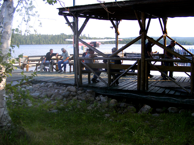 Ontario 39 s best fishing lodge for Best canadian fishing lodges