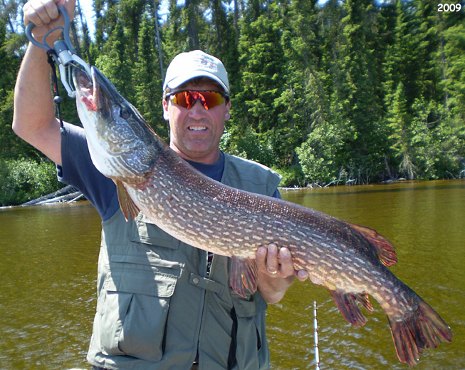 Trophy Northern Pike Photos