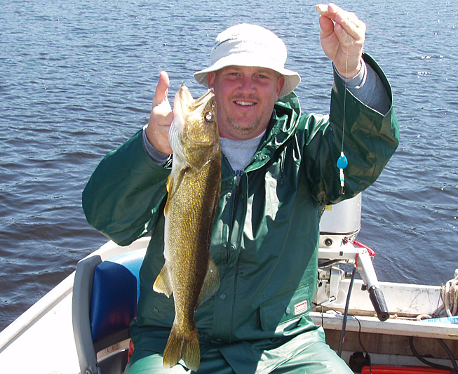 Trophy Walleye Photos
